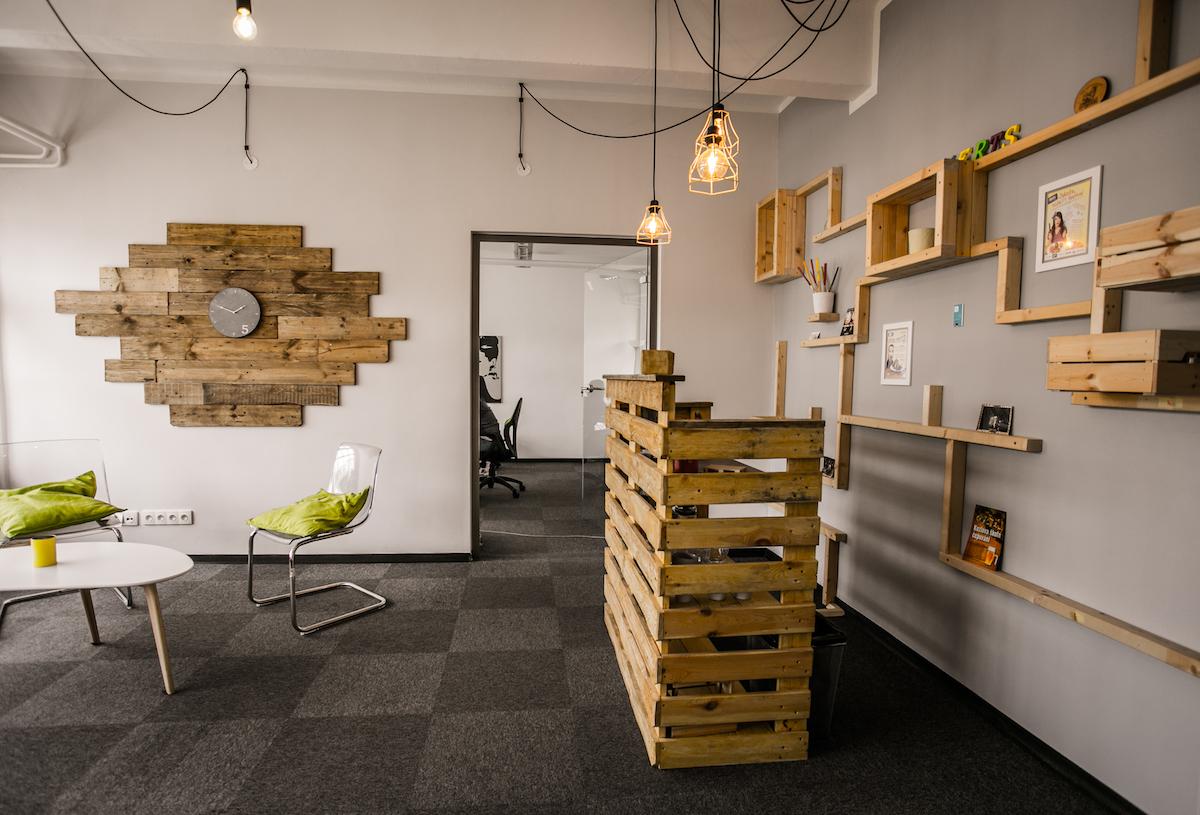 Nové kanceláře agentury Extroverts