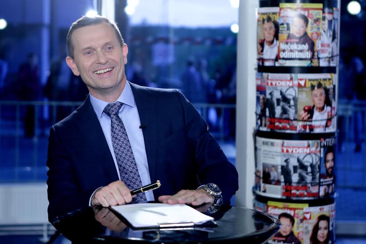 Jaromír Soukup. Foto: TV Barrandov