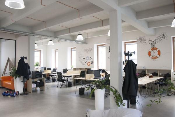 LCG New Media se přestěhovala do Fabričky