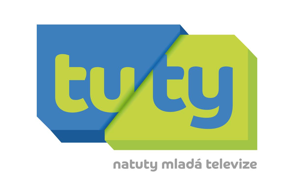 Logo a motto nové televize Tuty
