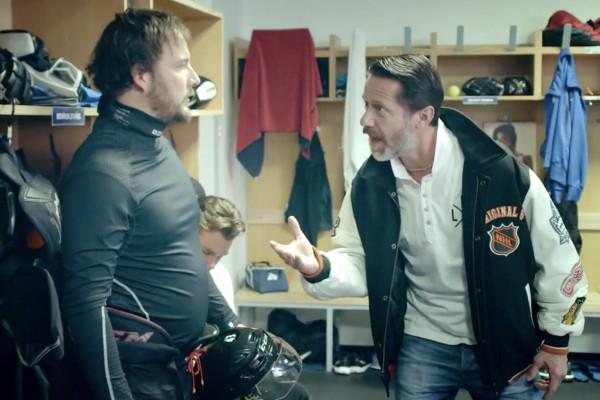Po Vyšehradu přichází hokejový seriál Lajna