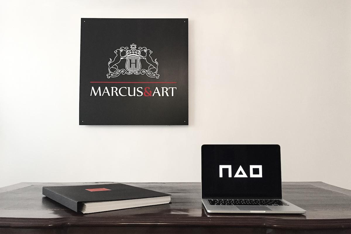 Značky Marcus & Art a MAD (Marcus & Art Digital)