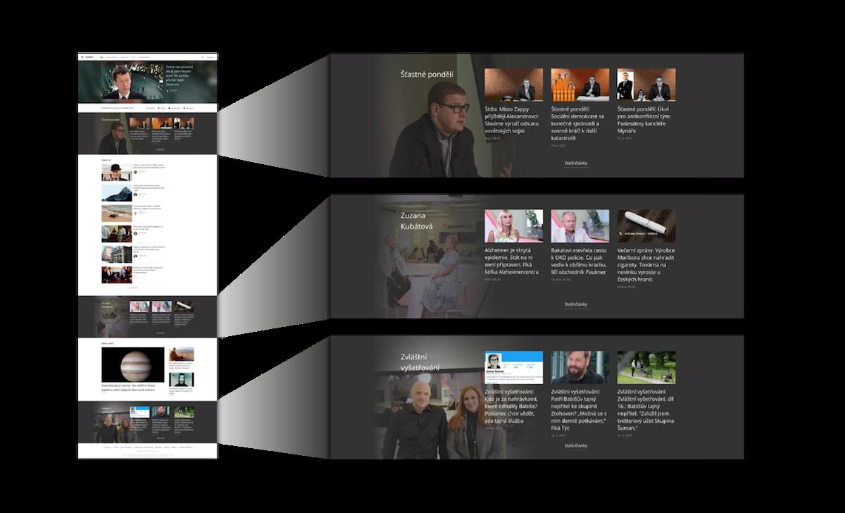Nový web Seznam Zpráv má vyzdvihnout původní příspěvky, témata i autory