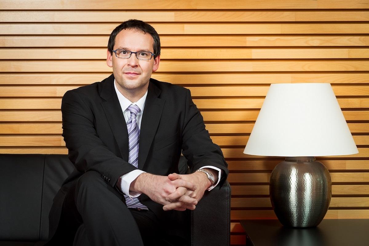 Václav Kadlec, generální ředitel Albatros Media