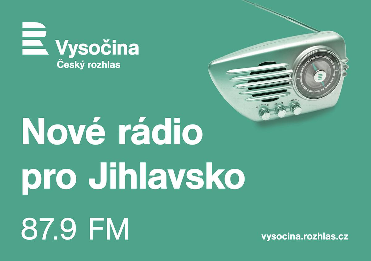 Kampaň k rebrandingu tvrdí posluchačům na Jihlavsku (a stejně tak na Žďársku, Pelhřimovsku,  Havlíčkobrodsku i Třebíčsku), že přichází nové rádio
