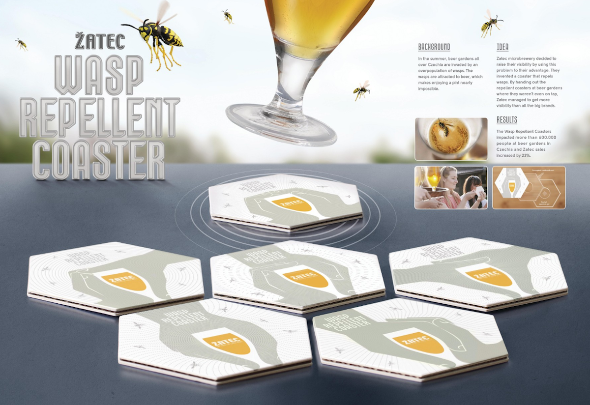 Kampaň pro Žatecký pivovar