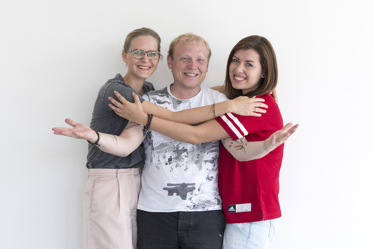 Andrea Krenková, JakubŠumanský, Kamila Karasová