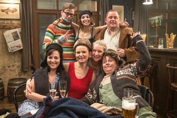 ČT chystá na podzim hlavně tři vlastní seriály