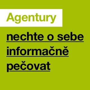 Vstupte do našeho online katalogu agentur