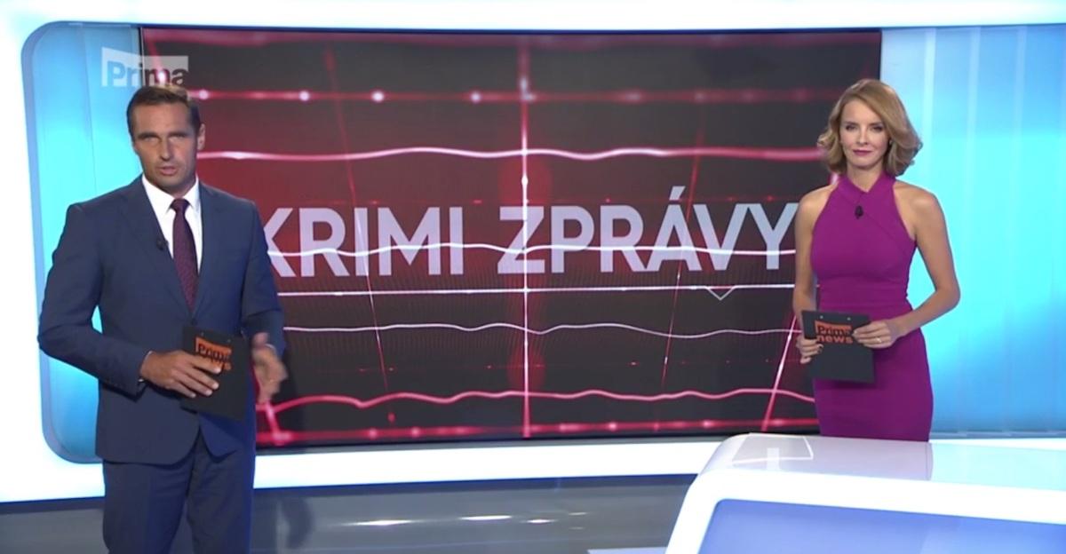 Nové zpravodajské studio Primy