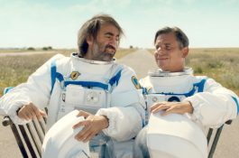 Fio ke Kohákovi přibírá Dangla, jsou kosmonauti