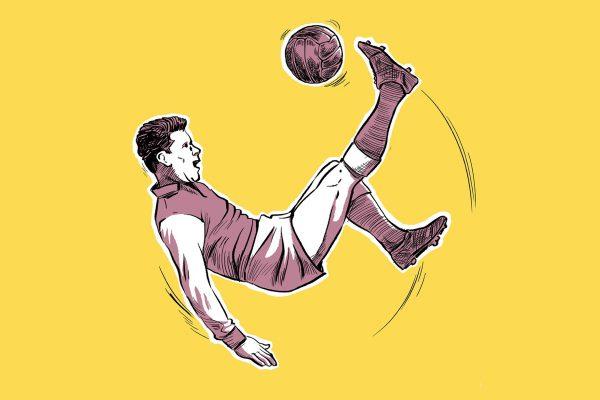 Yinachi vydá knihu o historii fotbalu Hrdinové