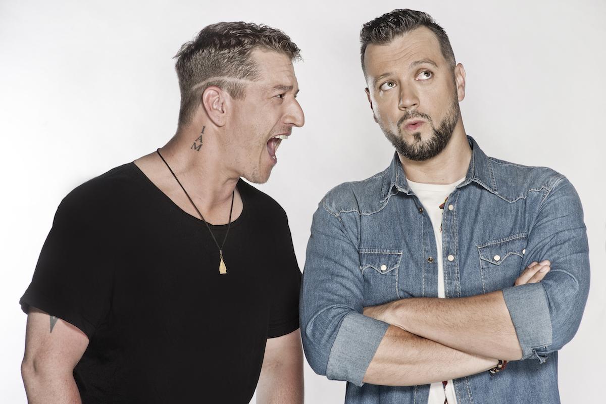 Tomáš Kraus a Michal Kavalčík. Foto: TV Prima
