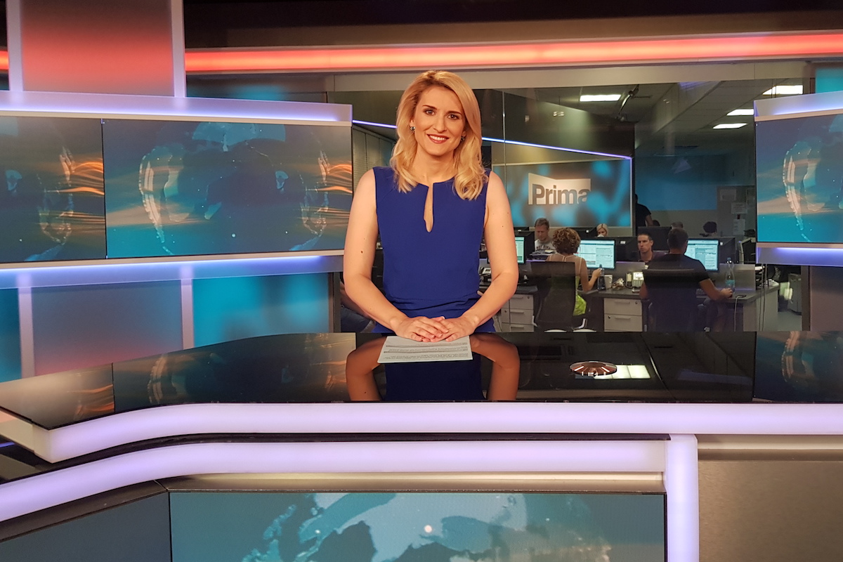 Lenka Špillarová. Foto: TV Prima