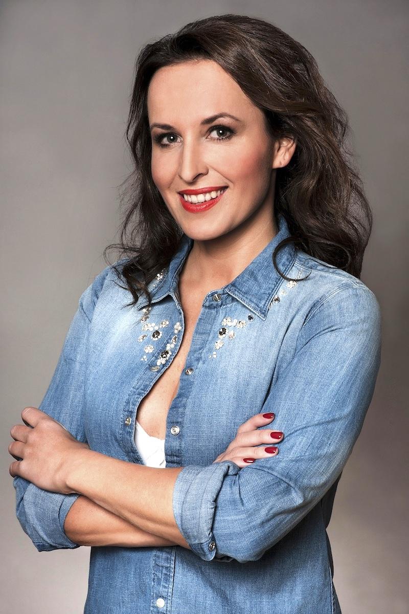 Lucie Šilhánová. Foto: TV Prima