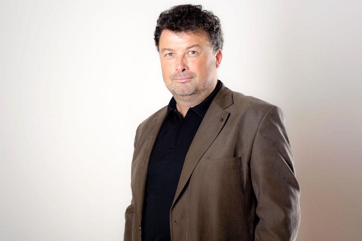 Lukáš Hurník. Foto: Khalil Baalbaki