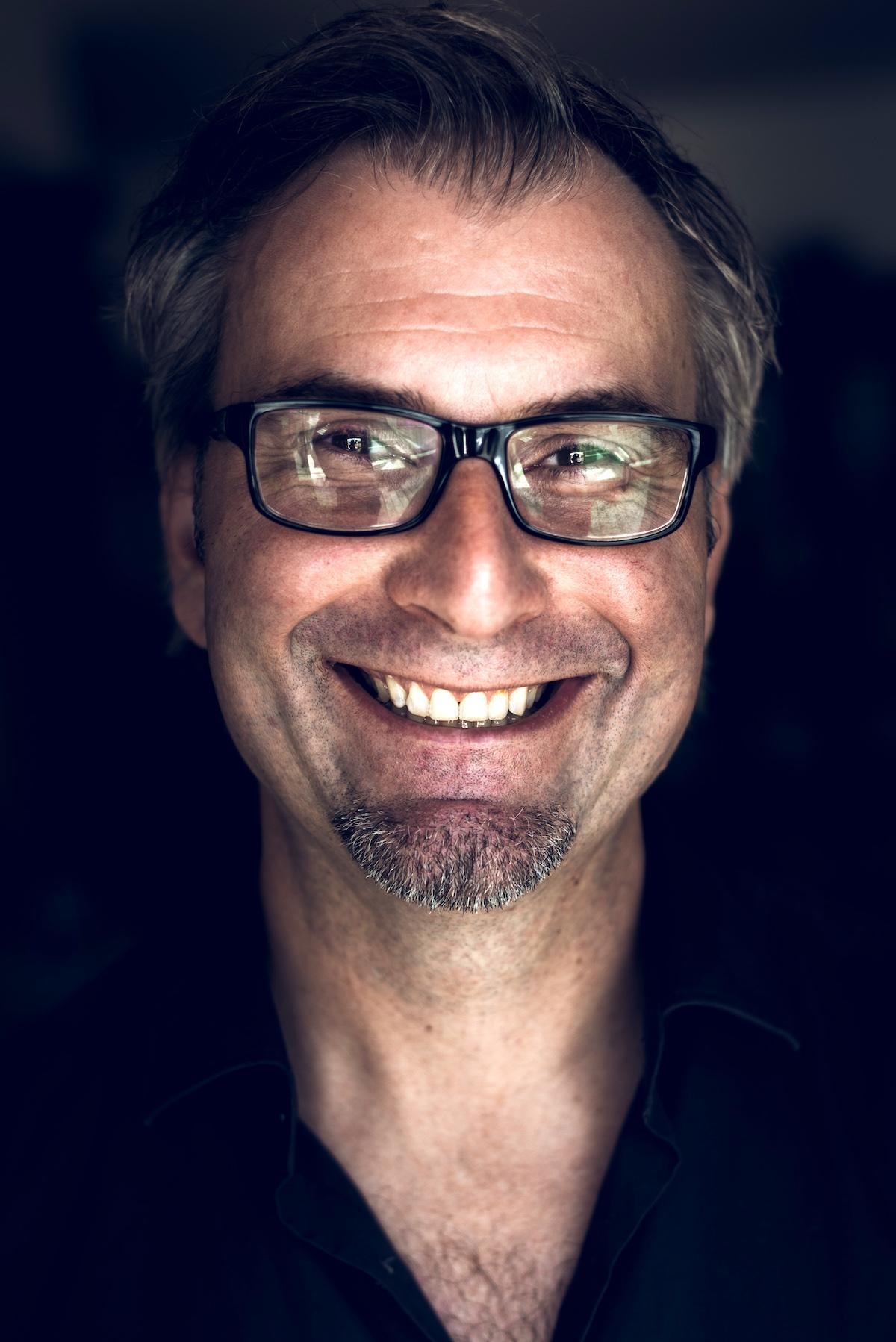 Mark Cichon. Foto pro Médiář: Jakub Hrab