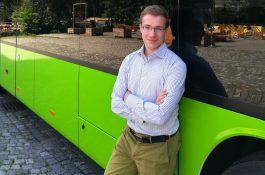 Prouza vyměnil BlaBlaCar za dopravce FlixBus
