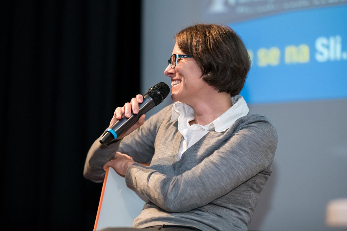 Jana Pytelková Svobodová z ASB Group