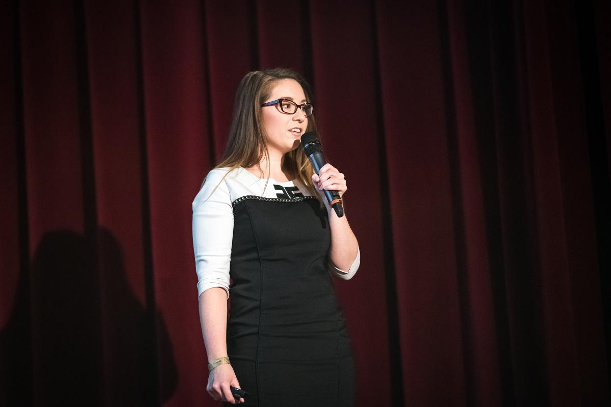 Kateřina Petránková z Ipsosu