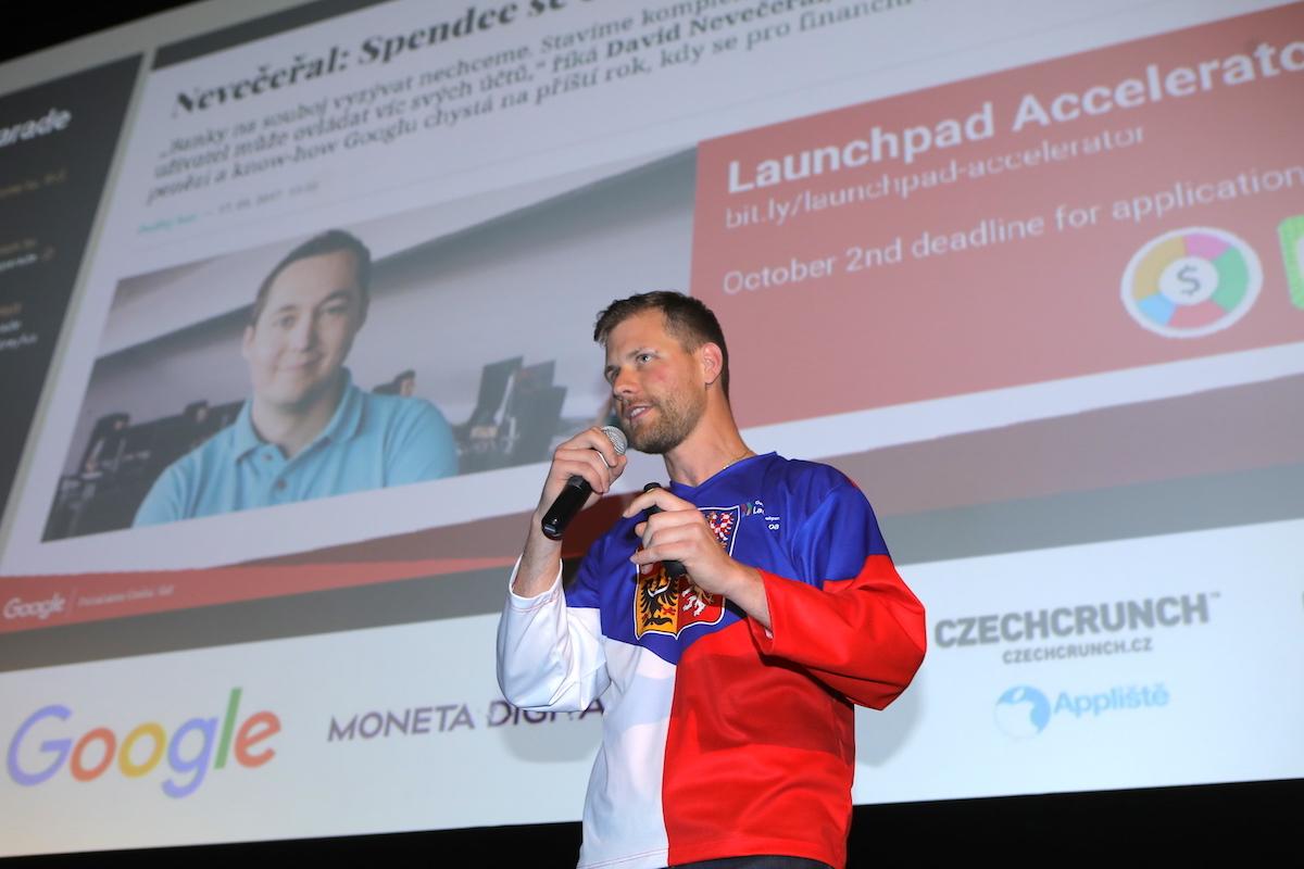 Jozef Vodička z Google přišel pozvat k programům pro vývojáře