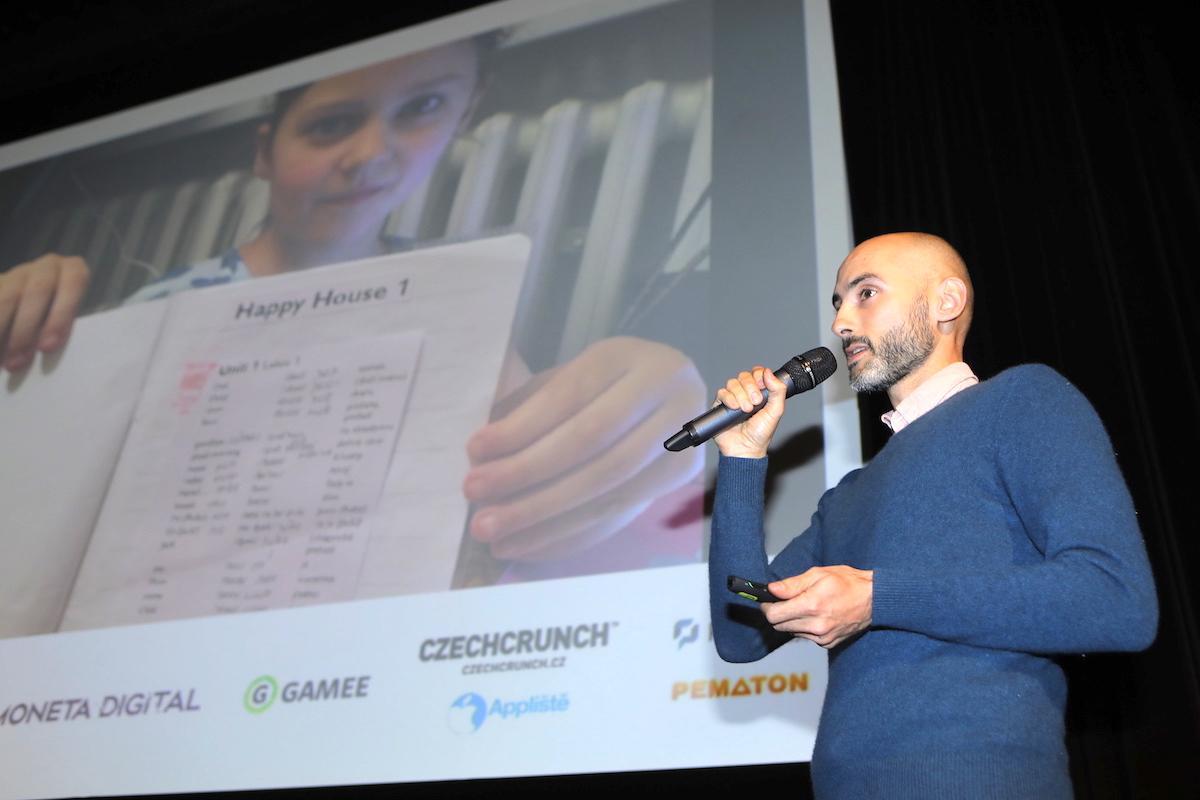 Viktor Ter představil aplikaci Langica