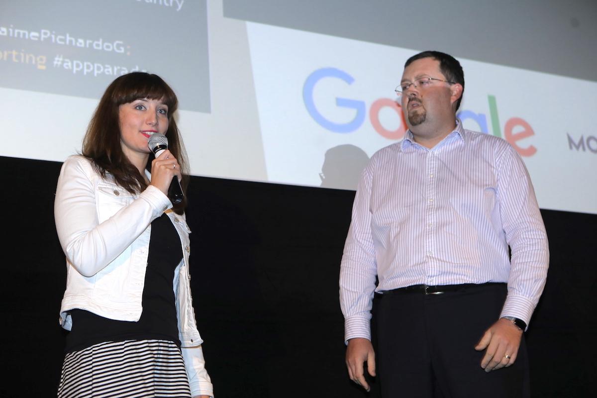 Lucie Pecháčková a Jiří Mazný přišli s aplikací Kiss Sharp