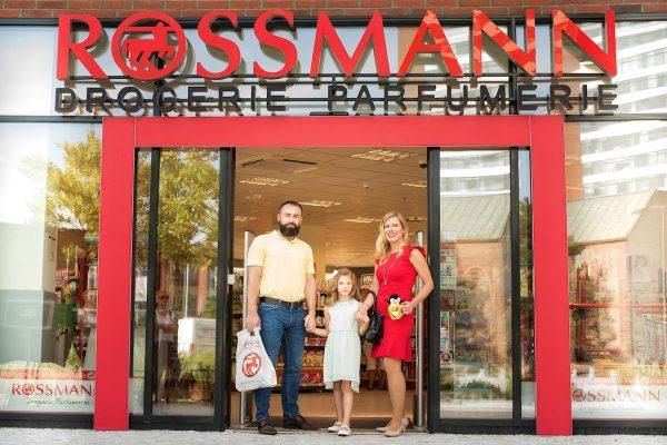 DDB je novou agenturou drogerií Rossmann