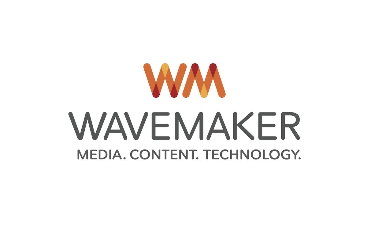 Logo nově vzniklé agentury Wavemaker