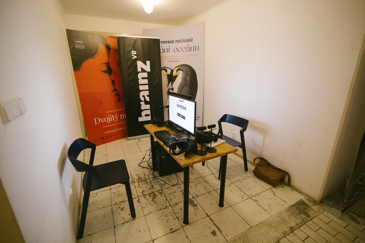 Digital Retox v pražském Kině pilotů