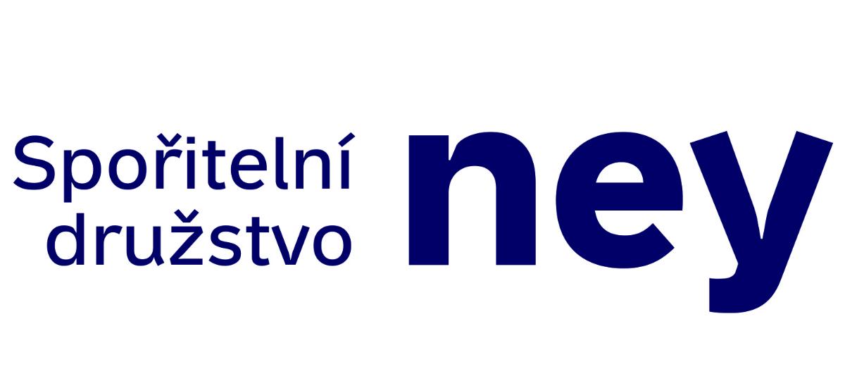 Nové logo NEY spořitelního družstva