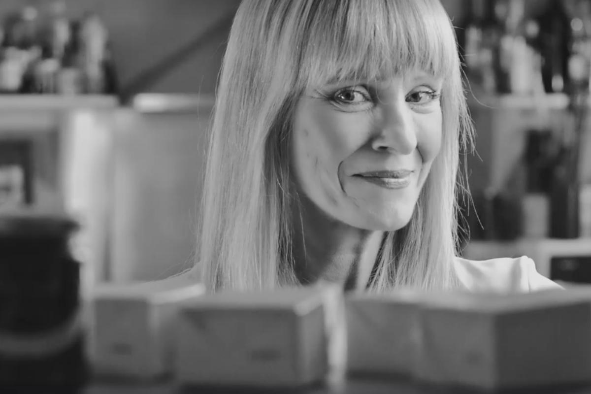 Chantal Pullain v nové reklamě na sýr OlBrie od Olmy