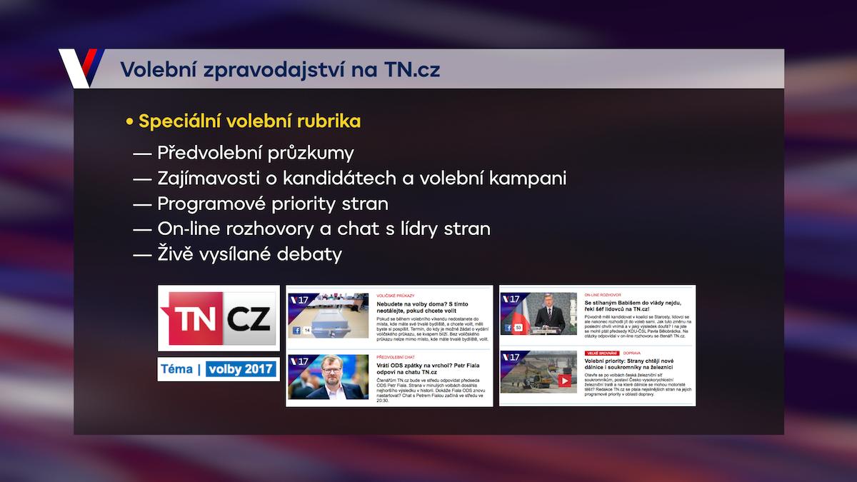 Volební zpravodajství na Tn.cz