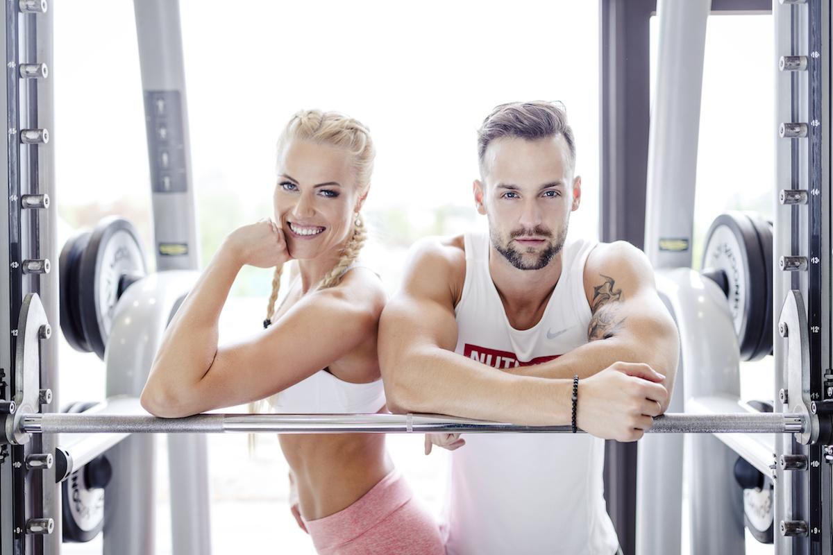 Eva Havelková a Jakub Kraus