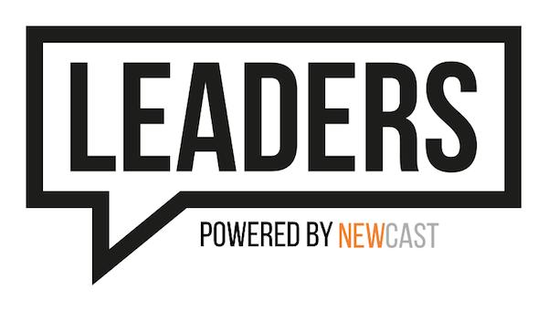 Logo nové služby Leaders agentury Newcast