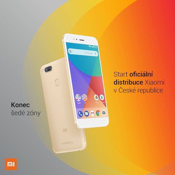 Ukázky z kampaně Xiaomi