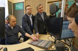 Začala vysílat nová stanice Český rozhlas Zlín