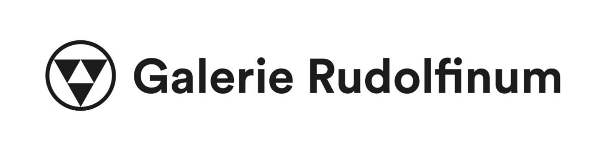 Nové logo Galerie Rudolfinum