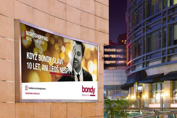 Boleslavské Bondy má nové logo a vizuál od TWDC