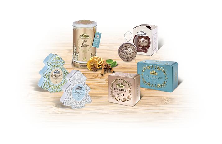Veselé vánoce s Ahmad Tea