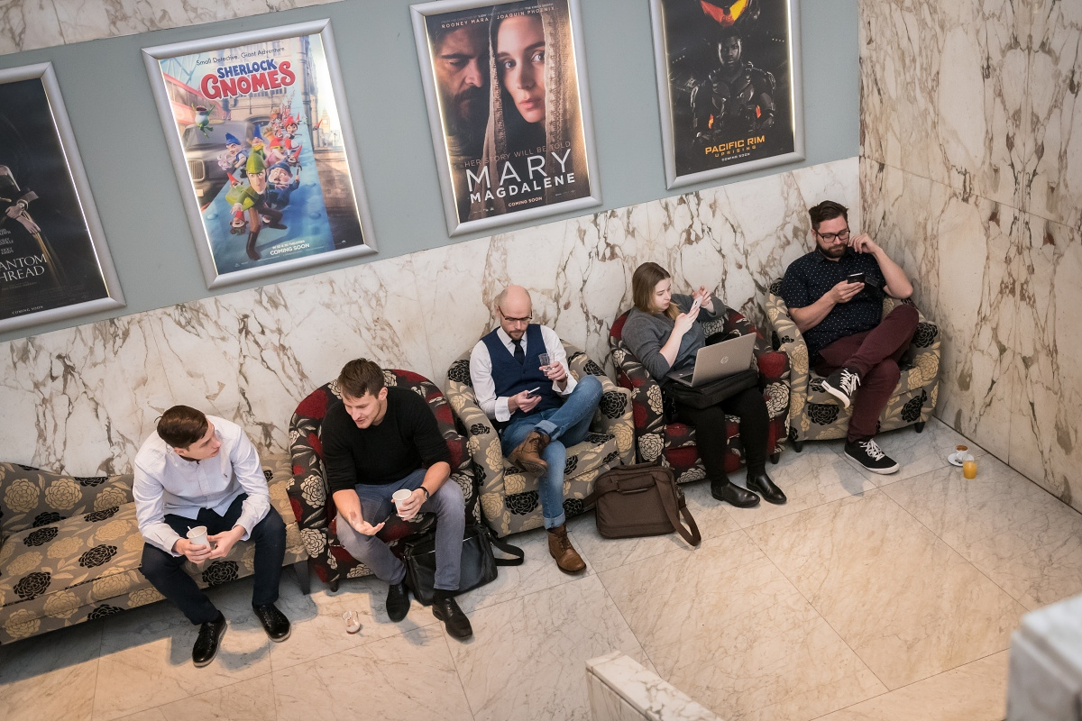Digiveletrh 2018 proběhl v pražském kině Atlas