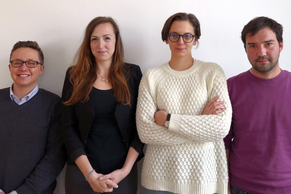 Nové tváře v agentuře Adison