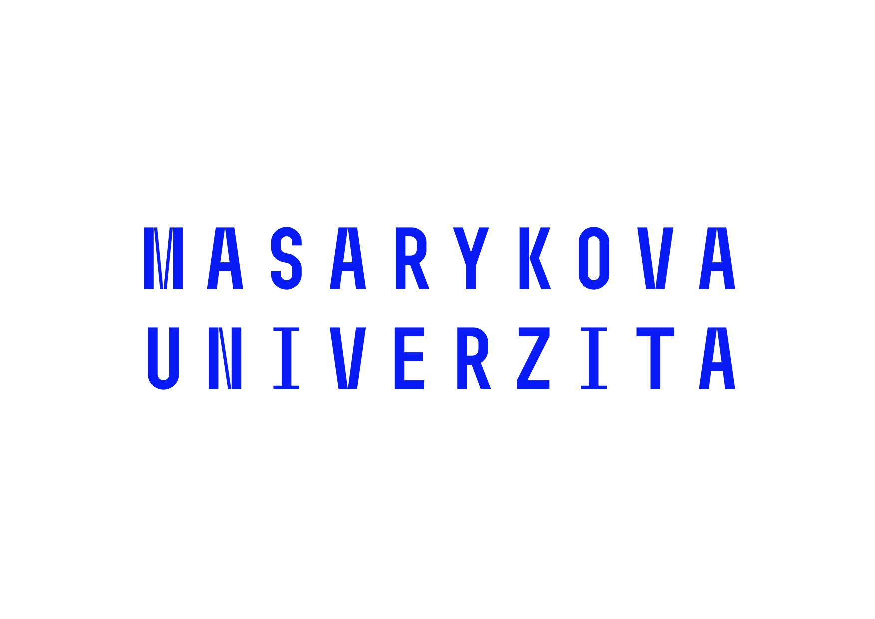 Nové logo Masarykovy univerzity