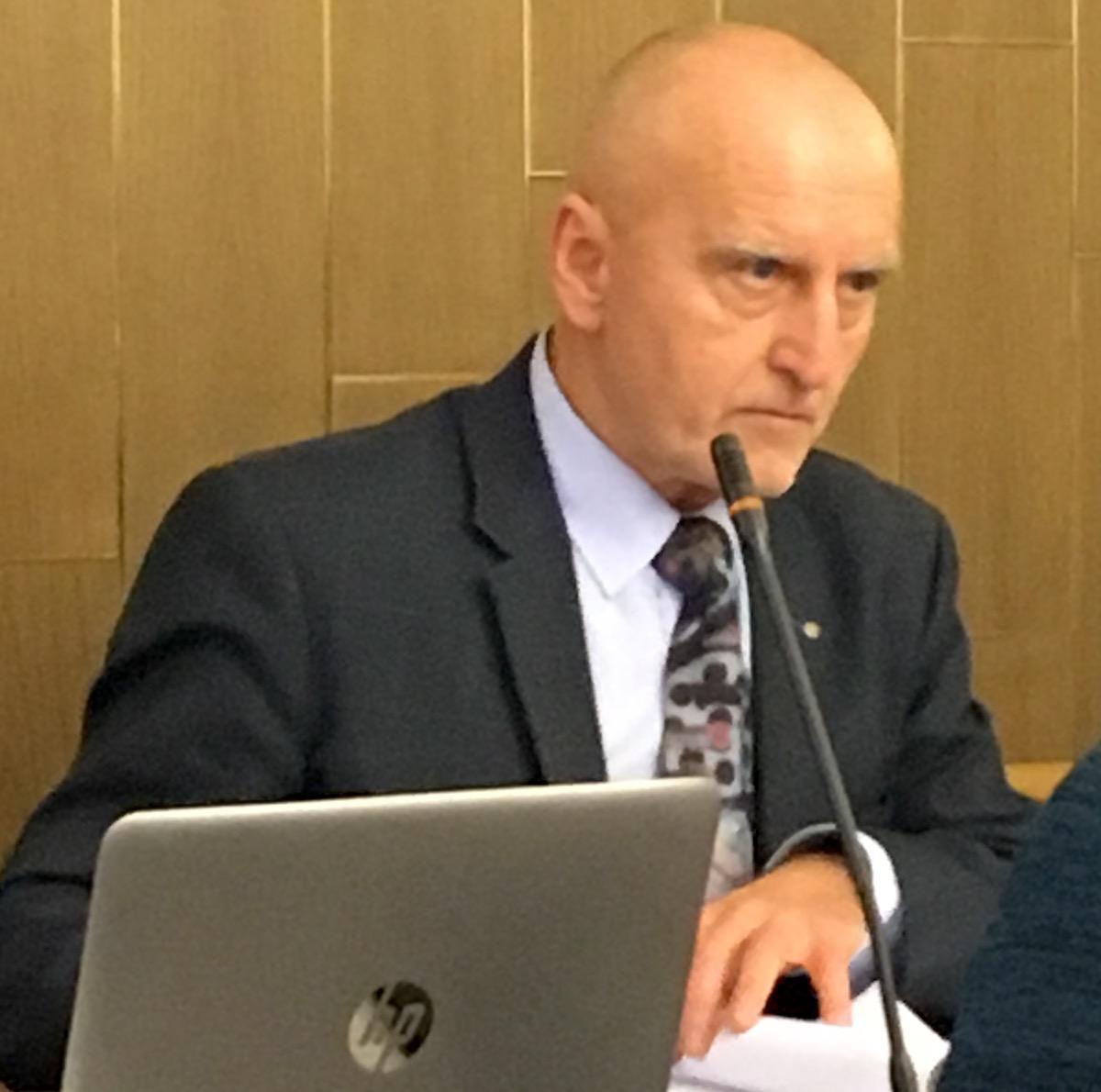 Stanislav Berkovec z ANO jako předseda poslaneckého volebního výboru