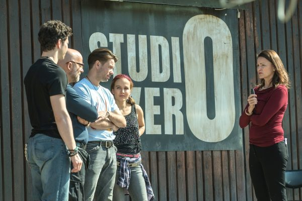 ČT chystá tři nové seriály a ArtZónu s Chuchmou