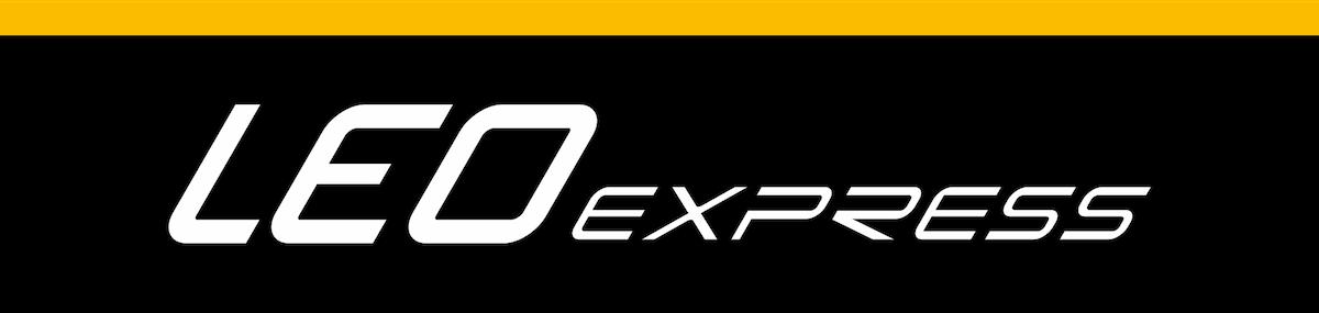 Dosavadní logo Leo Expressu