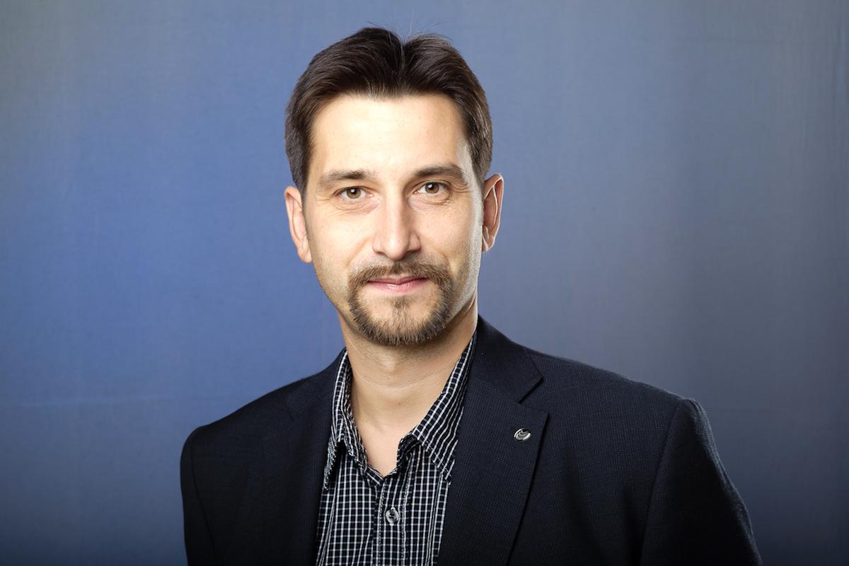 Ondřej Nováček. Foto: Khalil Baalbaki
