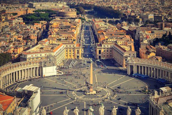 Vatikán občerství digitální kanál Vatican News