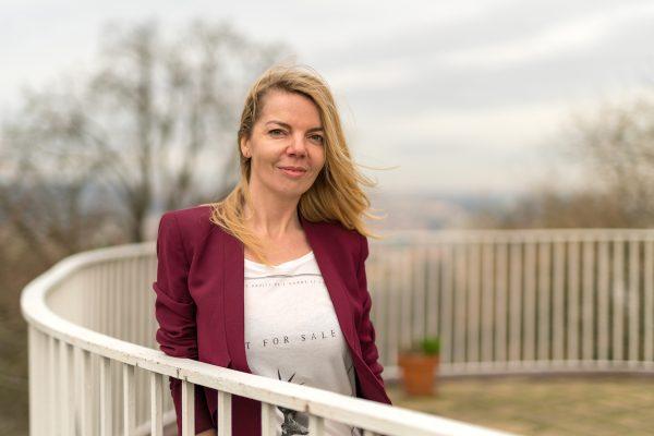 Kamila Tehranian doplnila vedení Renegadz