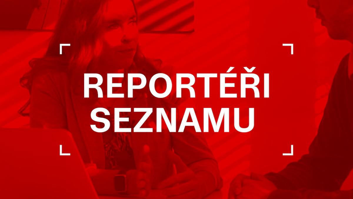 Reportéři Seznamu